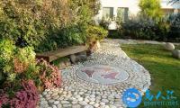 庭院风水布局之庭院石头摆放风水