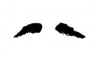八字眉的女人面相好不好