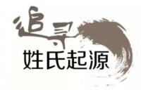 中國100大姓氏圖騰大全,看看你的姓氏圖騰長啥樣?