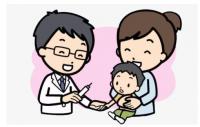 宝宝接种疫苗的具体时间表