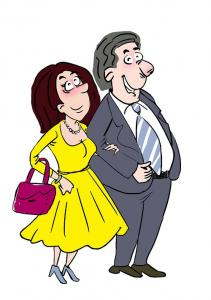 這個夢是婚姻可成的征兆,婚后情有所歸,遲早享福得富貴!