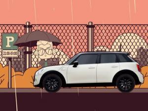周公解梦:梦见下雨开车