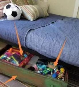 """""""床底有三,家败人丁散"""",指的分别是哪三样?"""